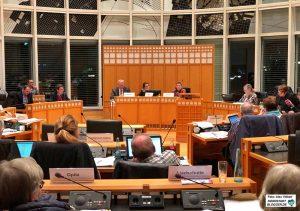 Sehr ausführlich und auch kontrovers diskutierte der Ausschuss für Kultur Sport und Freizeit die Entscheidung zum Schulmuseum. Foto: Alex Völkel