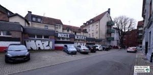 Die Verfestigung von Wohnstrukturen von Neonazis in Dorstfeld sind ein Problem.