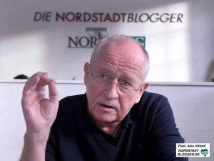 Dr. Ludwig Jörder (SPD) ist Bezirksbürgermeister der Innenstadt-Nord. In der Bezirksvertretung der Innenstadt Nord wurde schon seit längerer Zeit die Forderung zur technischen Überwachung mehrheitlich beschlossen.