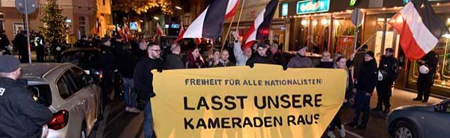 """Siegfried """"SS-Siggi"""" Borchardt jetzt auch in Haft – Neonazis planen Demo gegen Inhaftierungen am 21. Dezember 2018"""