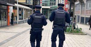 Das Ordnungsamt in Dortmund macht verstärkt Kontrollen. Foto: Alex Völkel