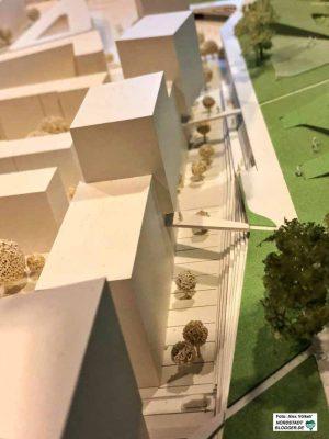 Auf dem ehemaligen Bahndamm könnte ein neues Stadtquartier entstehen - unabhängig von der Zukunft des Post/DHL-Areals.