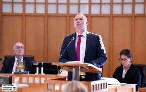 Lars Rettstadt (FDP/ Bürgerliste)
