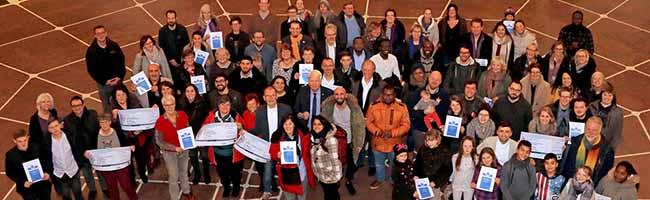 30 Projekte in Dortmund mit dem Agenda-Siegel 2018 ausgezeichnet – OB überreicht Urkunden und Preise