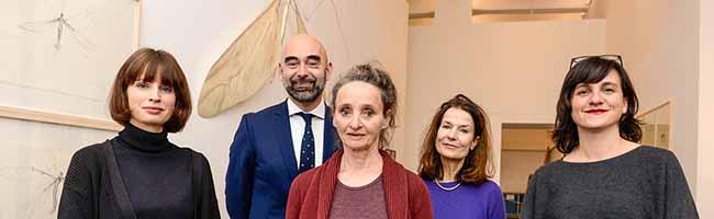 """MO Kunstpreis 2018 geht an Lili Fischer – Ausstellung """"Schnakengeist"""" im Museum Ostwall im Dortmunder U"""