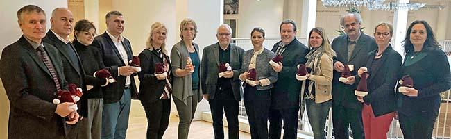 Delegation aus Pristina unterstreicht die Partnerschaft mit der Anne-Frank-Gesamtschule in der Nordstadt