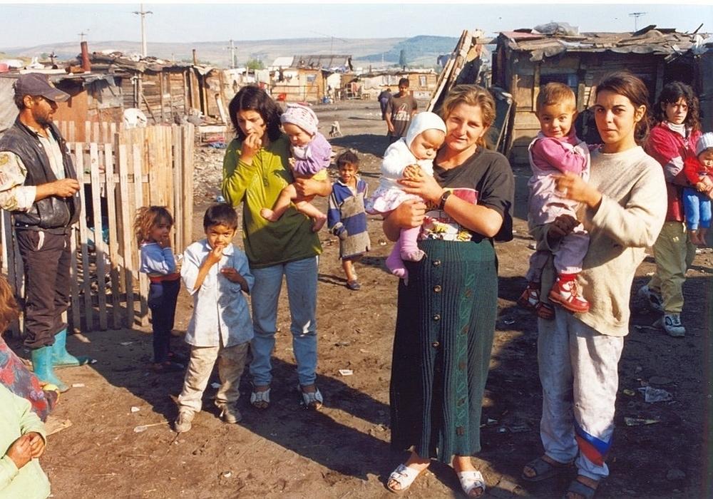 Zähes Ringen, um den Teufelskreis der Armut zu durchbrechen: Roma in Rumänien.