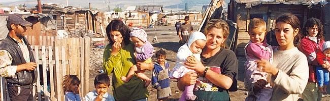 Gefangen in Armut – Roma in Rumänien: eine marginalisierte Minderheit zwischen Unterdrückung, Tradition und Hoffnung