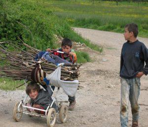 Viele Roma hoffen auf ein besseres Leben im europäischen Ausland.