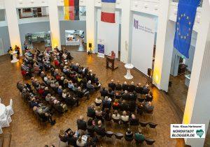 70 Jahre Deutsch-Franzoesische Gesellschaft. Feier im Museum für Kunst- und Kulturgeschichte Dortmund