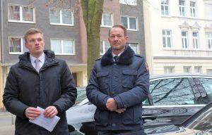 Florian Ebrecht, Geschäftsbereichsleiter Technisches Gebäudemanagement Spar- und Bauverein
