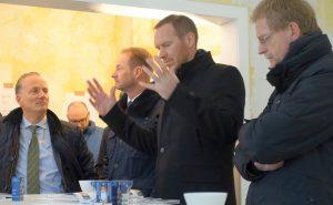 Dr. Jan Heinisch, NRW-Staatssekretär im Ministerium für Heimat, Kommunales, Bau und Gleichstellung