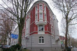 Spar- und Bau, Albrechtstraße