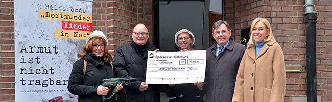 Kirchenprojekt Mädchenschutzstelle in Dortmund erhält 10.000 Euro-Spende von der Marianne-Hoffmann-Stiftung