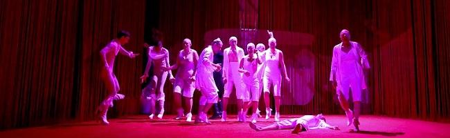 """""""Tartuffe"""": Molières bissigste Satire in einer fulminant aktuellen Inszenierung im Schauspielhaus Dortmund"""