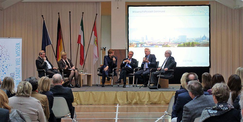 3. Wissenschaftskonferenz Dortmund. Fotos: Thomas Engel