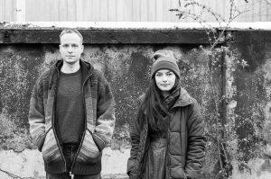 Das Dortmunder Trip-Hop-Duo ANIYO KORE. Foto: Sabrina Richmann