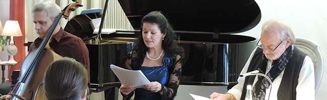Beethoven und Ungarn – Musikalisch-literarische Matinee mit Claus-Dieter Clausnitzer in der Auslandsgesellschaft