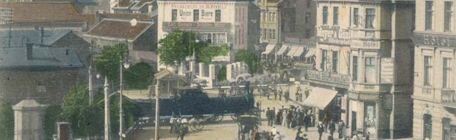 SERIE Nordstadt-Geschichte(n): Das historische Burgtor – das verkehrsreiche Tor am Wallring zum Norden von Dortmund
