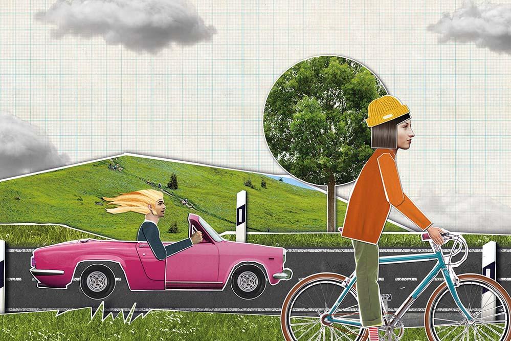 """Die DASA Eigenproduktion """"Stop and Go"""" zum Thema Mobilität erfreut sich seit Herbst 2018 größter Beliebtheit und ist noch bis zum Sommer zu besuchen. Fotos: Andreas Wahlbrink"""