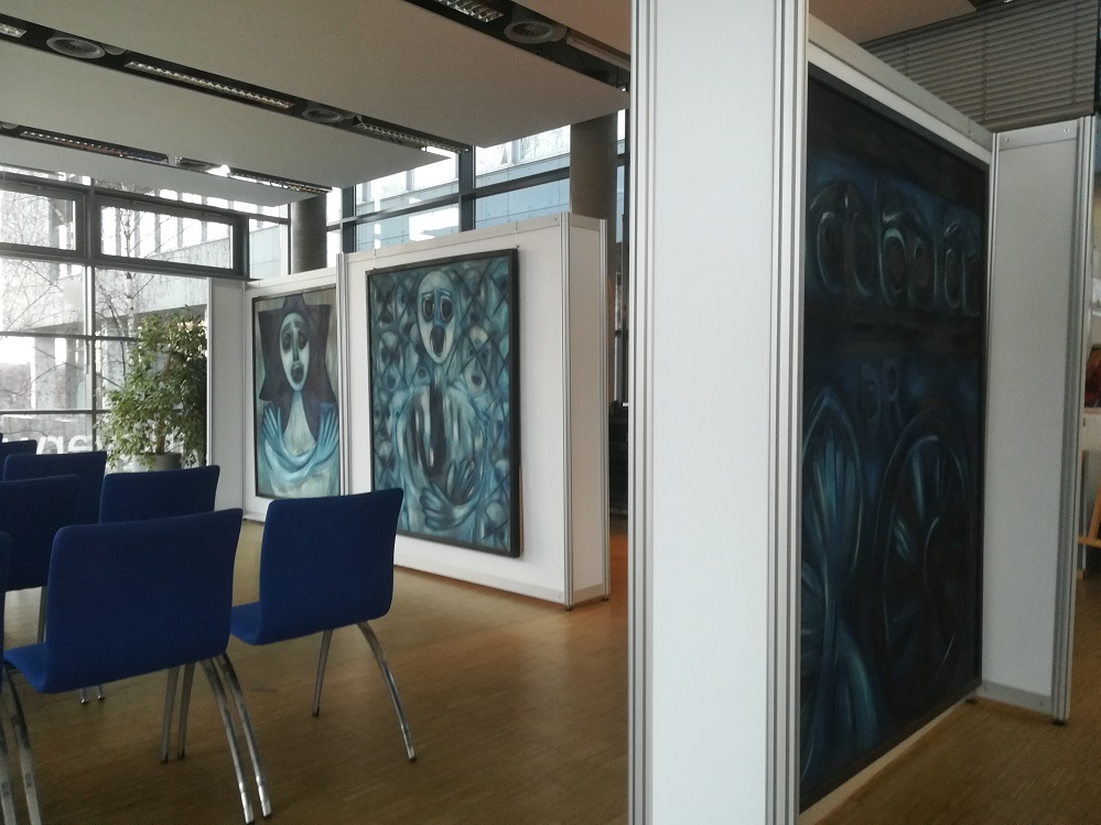 Erinnern Walter Liggesmeyer Ausstellung in Hörde