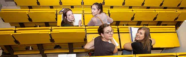 Hilfe bei der Studienorientierung: 340 Veranstaltungen und Beratungen bei den neunten Hochschultagen in Dortmund