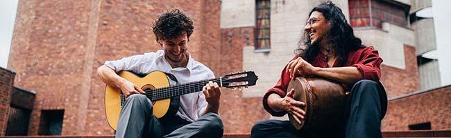 """""""Gitarrenmusik im Torhaus"""" wird zur """"Gitarrenmusik in der Rotunde"""" – Konzertreihe startet im Februar am neuen Ort"""