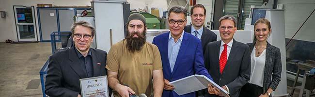 """""""Match & Win""""-Initiative gegen Langzeitarbeitslosigkeit: Erster Teilnehmer in Dortmund wechselt auf den ersten Arbeitsmarkt"""