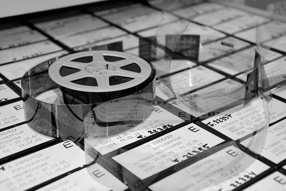 Das Mikrofilmarchiv der deutschsprachigen Presse ist eines von neun Dortmunder Archiven, die beim Notfallverbund mitmachen.