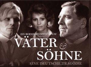 """Filmplakat zum Mehrteiler """"Väter und Söhne"""". Foto: MKK"""