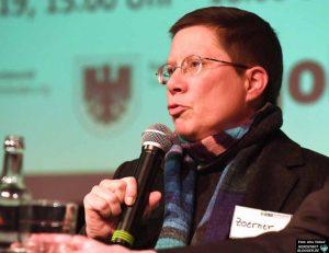 Dezernentin für Arbeit und Soziales, Birgit Zoerner.