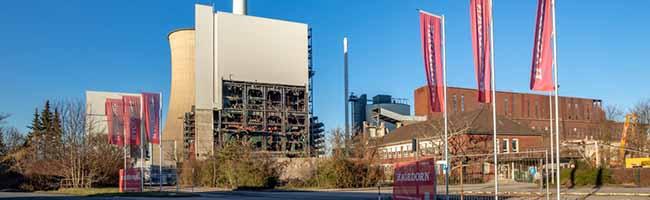 Das Ende des Kraftwerks Knepper ist besiegelt: Die markanten Landmarken in Dortmund werden am Sonntag gesprengt