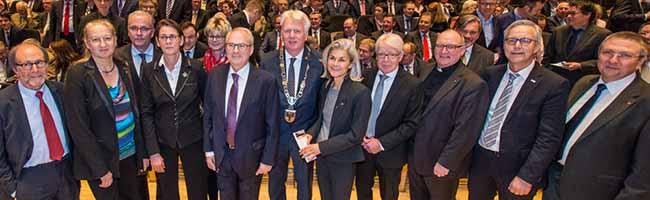 Positiver Rückblick und optimistischer Ausblick von OB Sierau beim Neujahrsempfang der Stadt Dortmund im Konzerthaus