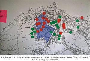 Quartierslabor Bövinghausen: Erhebung individueller Sicherheitsgefühle