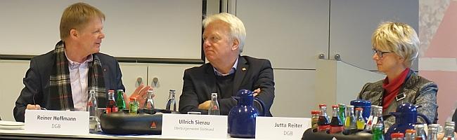 Unternehmensmitbestimmung: Dortmunder DGB sieht deutlichen Handlungsbedarf – und die Politik in der Pflicht
