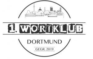 """Das Logo vom """"Wortklub Dortmund""""."""