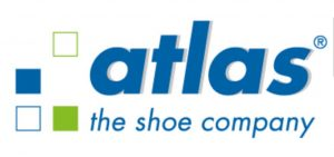 Logo der atlas-shoe company. Quelle: Screenshot