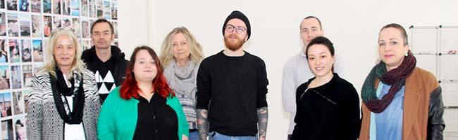 Studierende und AbsolventInnen der HBK Essen präsentieren ihre Kunstausstellung im Künstlerhaus Dortmund