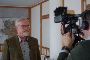 Professor Dr. Gerhard Wiegleb erstellte ein unabhängiges Gutachten für die CDU-Ratsfraktion. Foto: Sascha Fijneman
