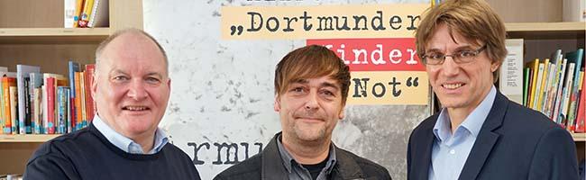 """Internetauftritt von """"Dortmunder Kinder in Not"""" sorgt für unkomplizierte Soforthilfe im Kampf gegen Kinderarmut"""