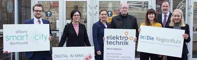 In der Westfalenhalle ist alles smart – die Elektrotechnik-Messe in Dortmund zeigt, wie die digitale Zukunft aussieht