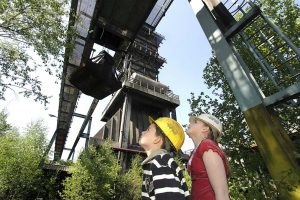 Zahlreiche BesucherInnen nahmen an gebuchten und offenen Führungen teil. Foto: Karlheinz Jardner