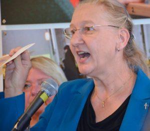Superintendentin des Evangelischen Kirchenkreises Dortmund Heike Proske
