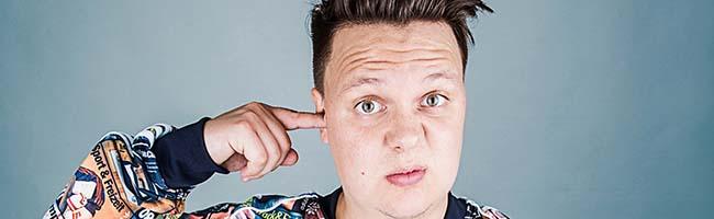 Wenn ein Kevin allein auf Tour geht – Comedy-Newcomer Kevin Ray kommt nach Dortmund ins Fritz-Henßler-Haus