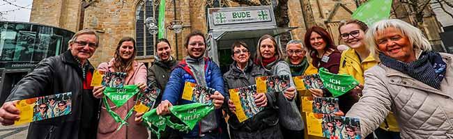 HelferInnen und Quartiere für Kirchentag gesucht – weitere Hotelvorhaben nehmen Fahrt auf – Baubeginn für Base Camp