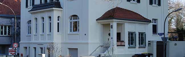 Neoklassizistische Villa in Dorstfeld ist Denkmal des Monats