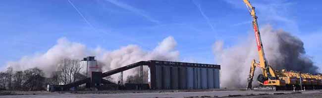Kraftwerk Knepper: Erfolgreiche Sprengungen schaffen Platz für 3500 Arbeitsplätze zwischen Dortmund und Castrop