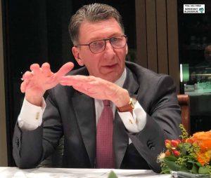 Ulrich Leitermann ist der Vorsitzende der Vorstände der Signal Iduna-Gruppe. Foto: Alex Völkel