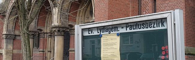 Ev. Lydia-Gemeinde setzt sich kleiner: Lutherzentrum und Markuskirche gehen an den Kirchenkreis Dortmund