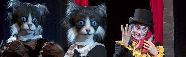 """""""Shockheaded Peter"""": Der Struwwelpeter feiert als gruseliges Musical für Erwachsene im Theater im Depot Premiere"""